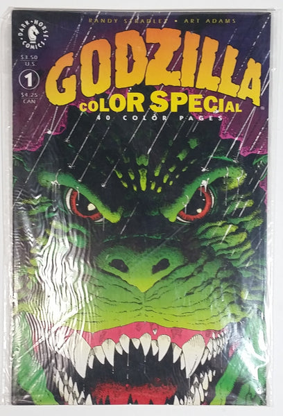 1992 Dark Horse Comics Godzilla Color Special Comic Book Near Mint
