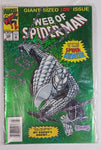 1993 Marvel Comics Web of Spider Man  #100 May Comic Book Near Mint