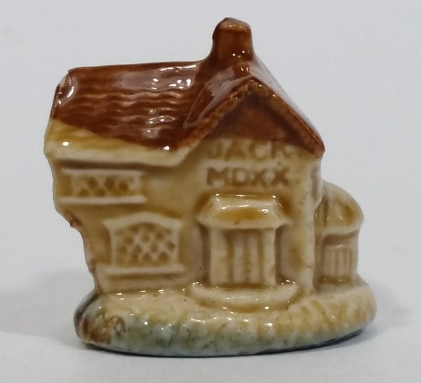 "Vintage ""The House That Jack Built"" Wade Figurine (2 small chips)"