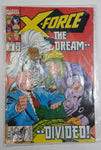 1992 Marvel Comics X-Force The Dream-- --Divided 30th Anniversary The Amazing Spider-Man #19 Feb Comic Book Near Mint