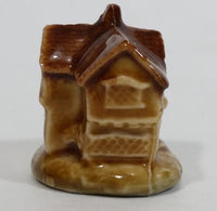 "Vintage ""The House That Jack Built"" Wade Figurine (1 tiny chip)"