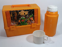 Rare 1978 The Muppet Show Thermos Brand Lunch Box with Thermos