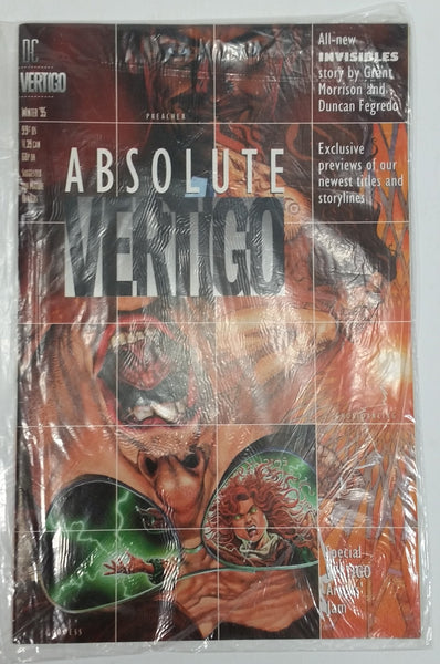 Winter 1995 DC Vertigo Absolute Vertigo Comic Book Near Mint
