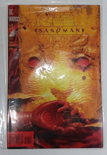 1995 DC Vertigo Sandman #68 May Comic Book Neil Gaiman Near Mint - Treasure Valley Antiques & Collectibles