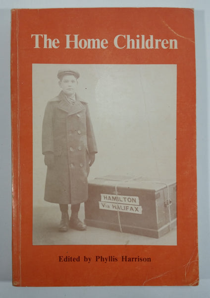 1979 The Home Children Paperback Book by Phyllis Harrison - Watson & Dwyer - Treasure Valley Antiques & Collectibles