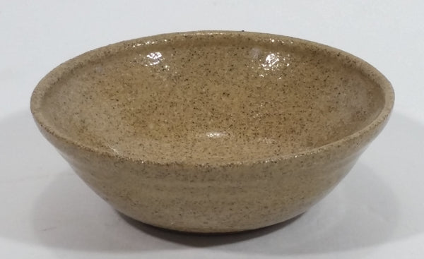 Small Stoneware Pottery Bowl Dish