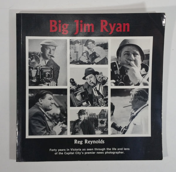 'Big Jim Ryan' Paperback Book By Reg Reynolds - Treasure Valley Antiques & Collectibles