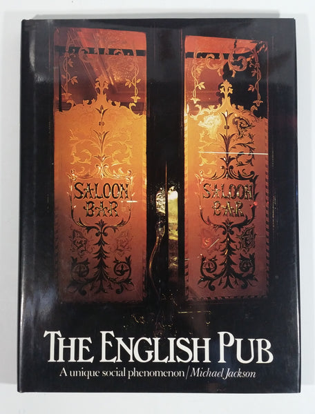 The English Pub 'A unique social phenomenon' Hard Cover Book - Michael Jackson
