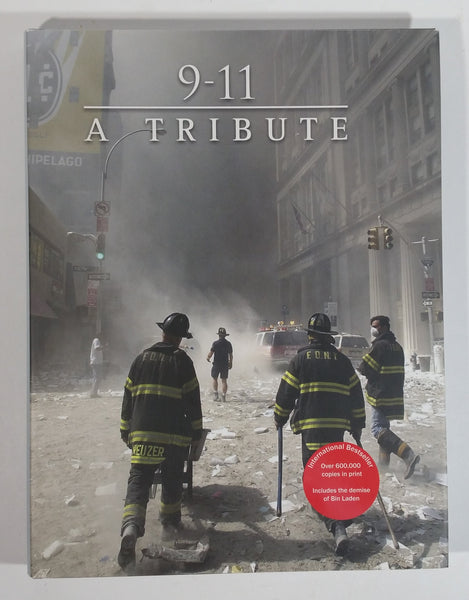 9-11 A Tribute Hard Cover Book - 2011 Edition - T &J