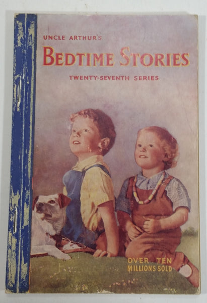 1950 Uncle Arthur's Bedtime Stories Twenty-Seventh Series Vintage Children's Book - Treasure Valley Antiques & Collectibles
