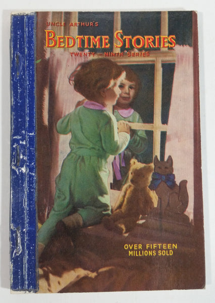 1952 Uncle Arthur's Bedtime Stories Twenty-Ninth Series Vintage Children's Book