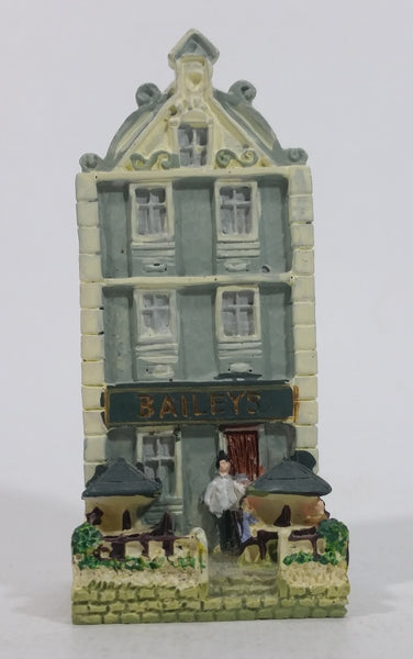 1999 Baileys Miniature House Building Resin Decorations - Limited Edition