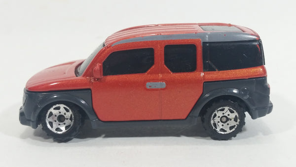 2004 Matchbox Beach Hero City Honda Element Metallic Orange Die Cast Toy Car Vehicle - Treasure Valley Antiques & Collectibles