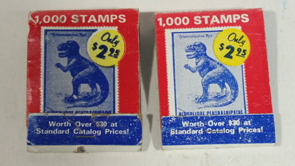 Vintage Eddy Match Co. 1,000 Stamps Mail In Advertising Match Pack Book 1 Used 1 New