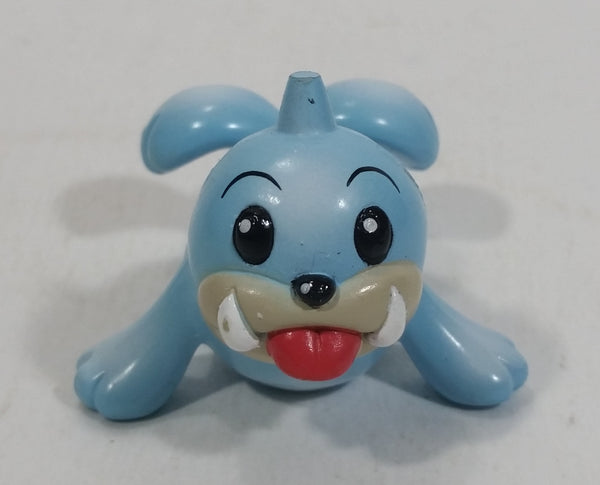 Tomy Pokemon Blue Seel (Seal) Character Hard PVC Toy Figure