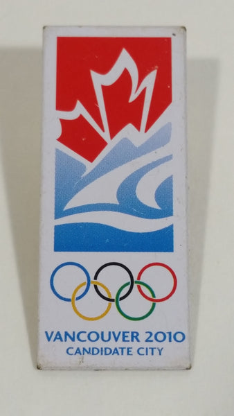 Vancouver 2010 Candidate City Olympic Games Pin Sports Collectible