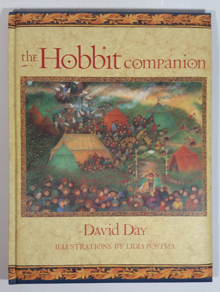 The Hobbit Companion Hard Cover Book - David Day, Lidia Postma - Turner