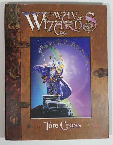 The Way of Wizards Hard Cover Book - Tom Cross - Lionheart