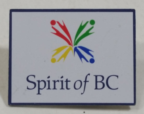 2010 Vancouver Winter Olympic Games 'Spirit of BC' Metal Pin
