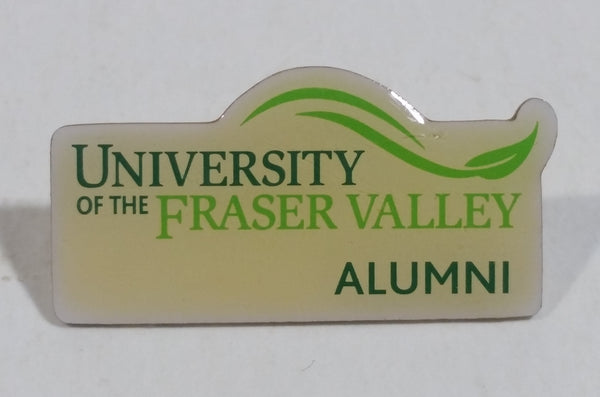 University of the Fraser Valley Plastic and Metal Pin