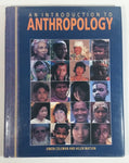 1990 An Introduction To Anthropology Hard Cover Book - Simon Coleman and Helen Watson