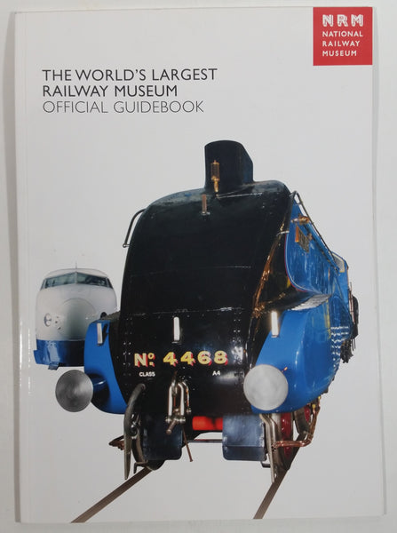 "2006 National Railway Museum ""The World's Largest Railway Museum Official Guidebook"" Book"