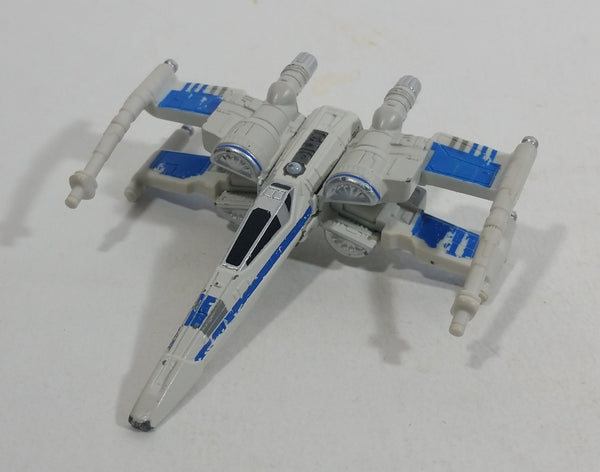2016 Hot Wheels Starships LFL Disney Star Wars Resistance X-Wing Fighter - No Stand