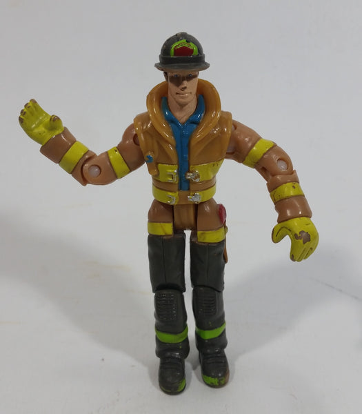 Chap Mei Fireman Firefighter Toy Action Figure
