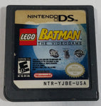 2008 Nintendo DS Lego Warner Bros. DC Comics Batman The Video Game Cartridge - Not Tested