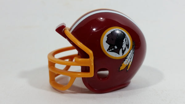 2012 Riddell Pocket Pro Washington Redskins NFL Team Miniature Mini Football Helmet