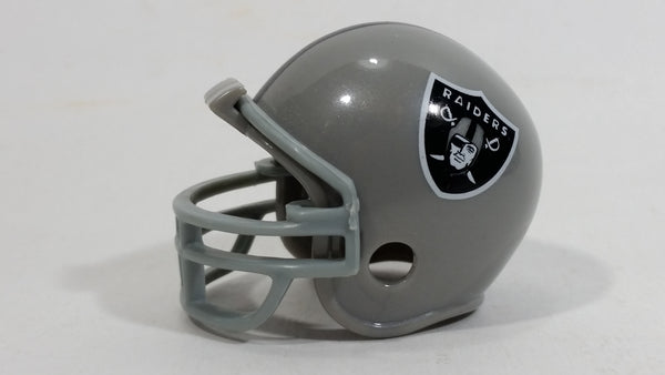 2012 Riddell Pocket Pro Oakland Raiders NFL Team Miniature Mini Football Helmet
