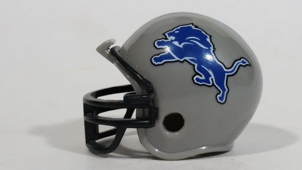 2012 Riddell Pocket Pro Detroit Lions NFL Team Miniature Mini Football Helmet