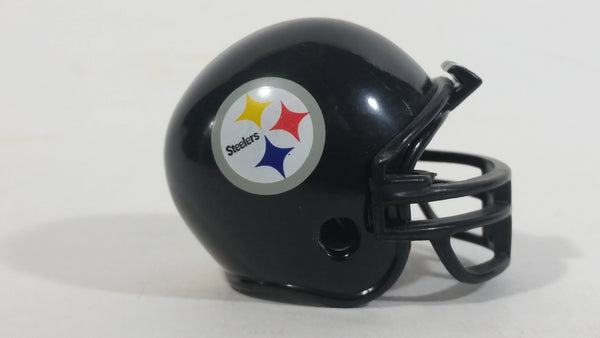 2012 Riddell Pocket Pro Pittsburgh Steelers NFL Team Miniature Mini Football Helmet