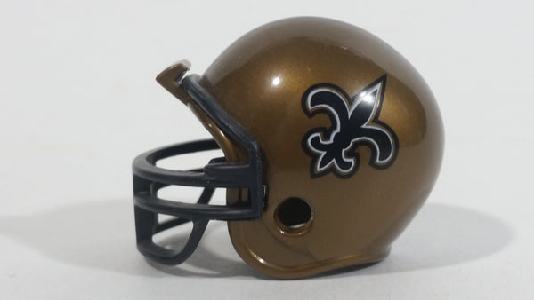 2012 Riddell Pocket Pro New Orleans Saints NFL Team Miniature Mini Football Helmet