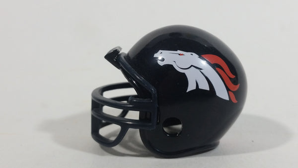2012 Riddell Pocket Pro Denver Broncos NFL Team Miniature Mini Football Helmet
