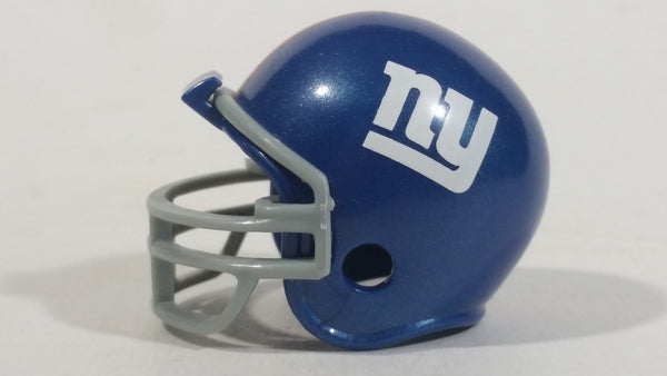 2012 Riddell Pocket Pro New York Giants NFL Team Miniature Mini Football Helmet