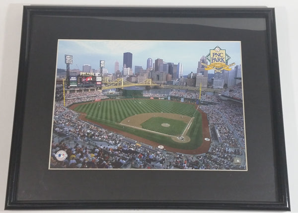 "Limited Edition MLB Baseball Genuine Merchandise PNC Park Home of the Pittsburgh Pirates Framed Stadium 11"" x 14"" Photograph - Only 5000 made"
