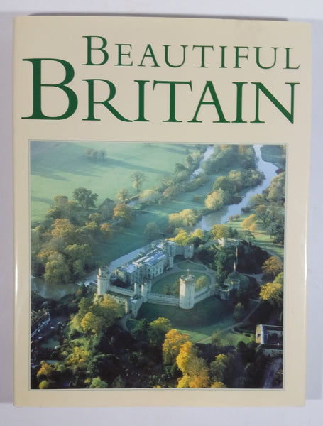 Beautiful Britain Hard Cover Book - Taj Books