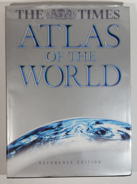 The Times Atlas Of The World Hard Cover Book - Reference Edition
