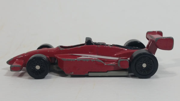 2000 Hot Wheels Champ Car Current Red Die Cast Toy Car - McDonald's Happy Meal 19/20