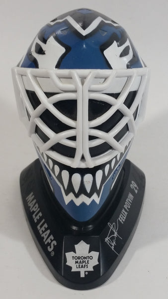 1996-97 McDonalds Mini Goalie Mask Toronto Maple Leafs Felix Potvin #29
