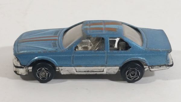 Vintage Summer Marz Karz Pale Blue 8901 Die Cast Toy Car Vehicle - Made in China