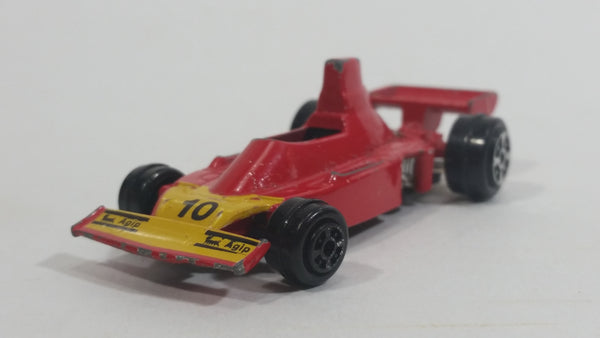 1980s Yatming Ferrari 312 B3 No. 1310 AGIP Formula One Race Car Diecast Toy Vehicle