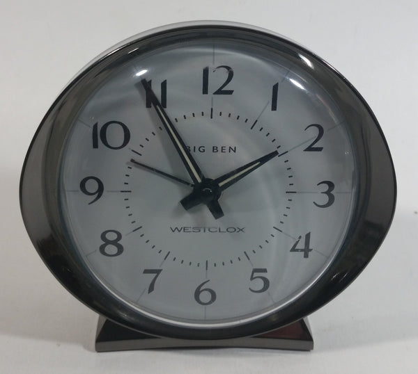 Westclox Big Ben Windup Alarm Clock - Made in China - Working