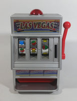 "Las Vegas Jackpot Mechanical 7"" Slot Machine with Lights and Sounds"