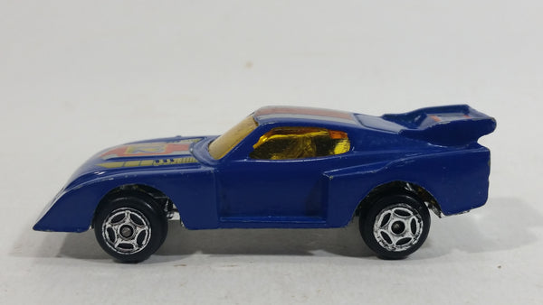 Vintage Summer Marz Karz Toyota Celica LB Turbo GR-5 S8001 Marlboro Blue #12 Die Cast Toy Race Car Vehicle