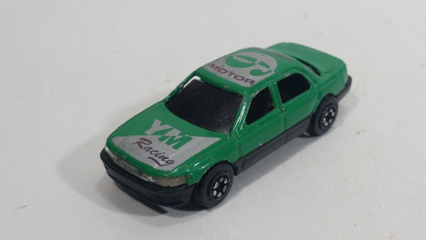 Yatming Toyota Celsior Lexus LS400 #6 YM Racing No. 806 Green Die Cast Toy Race Car Vehicle