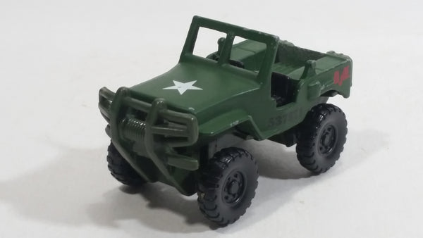 Maisto G.I. Joe Ford JP Dark Green Army Military 537871 Die Cast Toy Car Vehicle