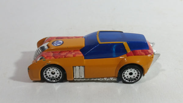 2006 MGA Marvel Heroes Fantastic Four The Thing Orange Die Cast Character Car Vehicle