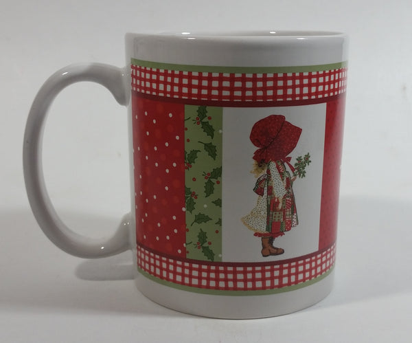 2006 TCFC Holly Hobbie Christmas Themed Ceramic Coffee Mug